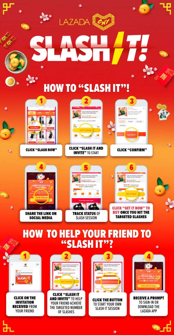 lazada slash it deals chinese new year cny sale