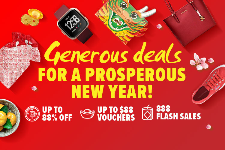 lazada shopping deals for chinese new year 2019