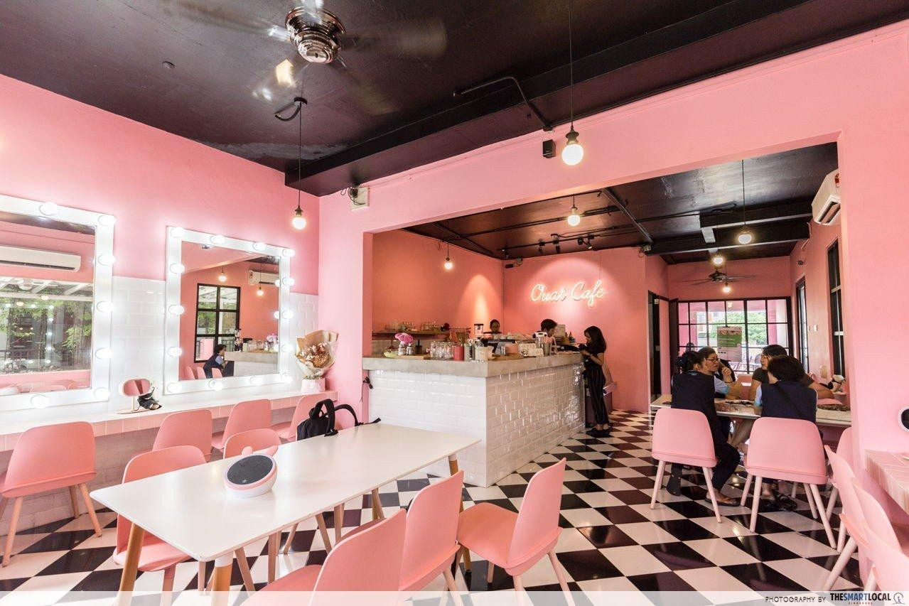 pink cafe jb once upon a time