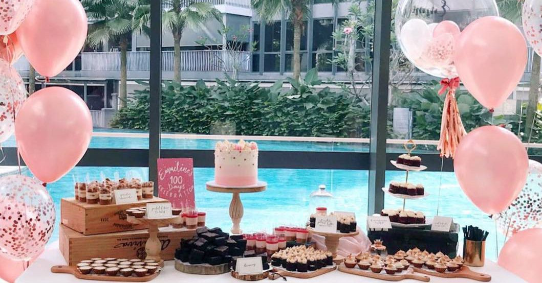 10 Places To Get Dessert Tables In Singapore For IG-Worthy Birthday Parties