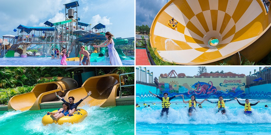 Desaru Coast Adventure Waterpark Is Malaysia's Newest Waterpark And Is Only 2 Hours From Singapore