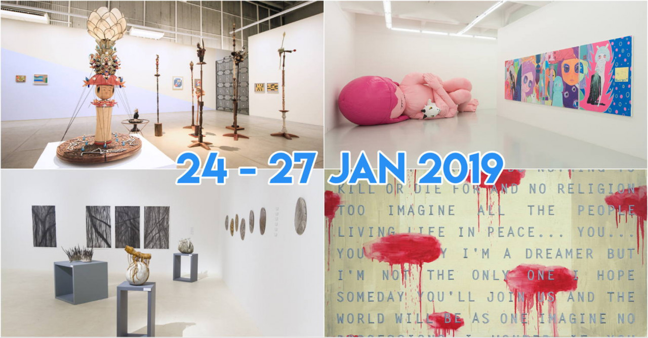 S.E.A. Focus Is A New Boutique Art Fair That Showcases The Best Art In Southeast Asia