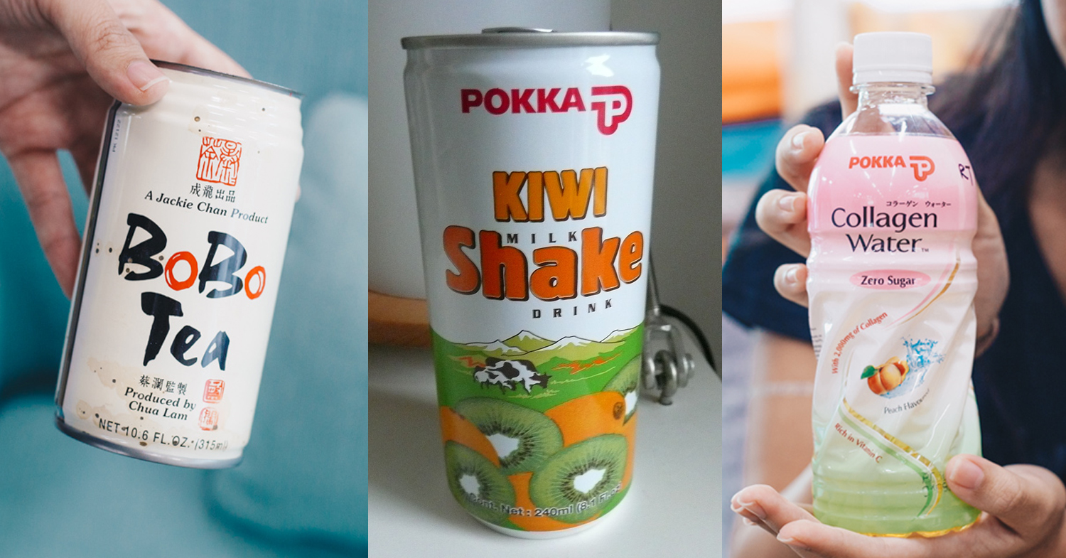 lesser known pokka drinks