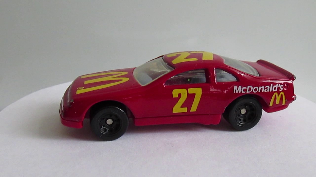 happy meal toy hot wheels singapore vintage 1993