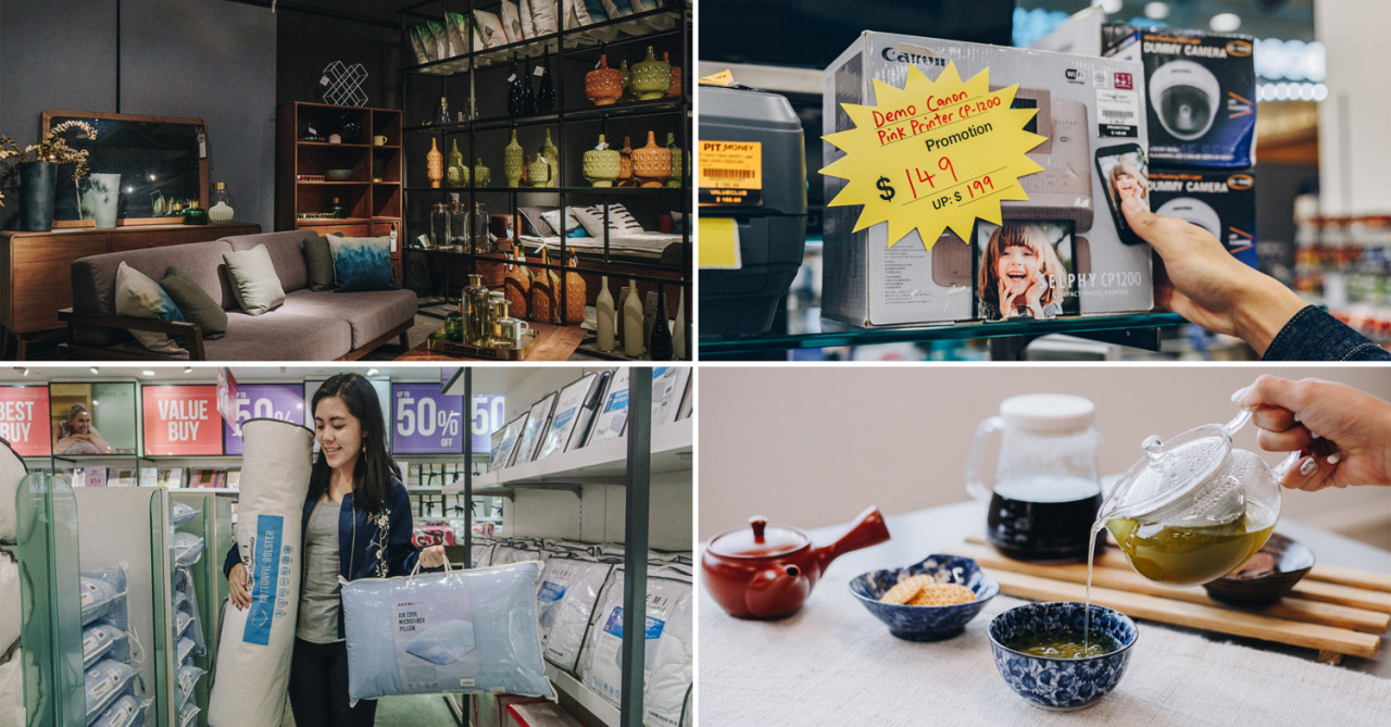 "7 Stores To Help With An HDB Makeover After You ""Marie Kondo"" Everything Away"