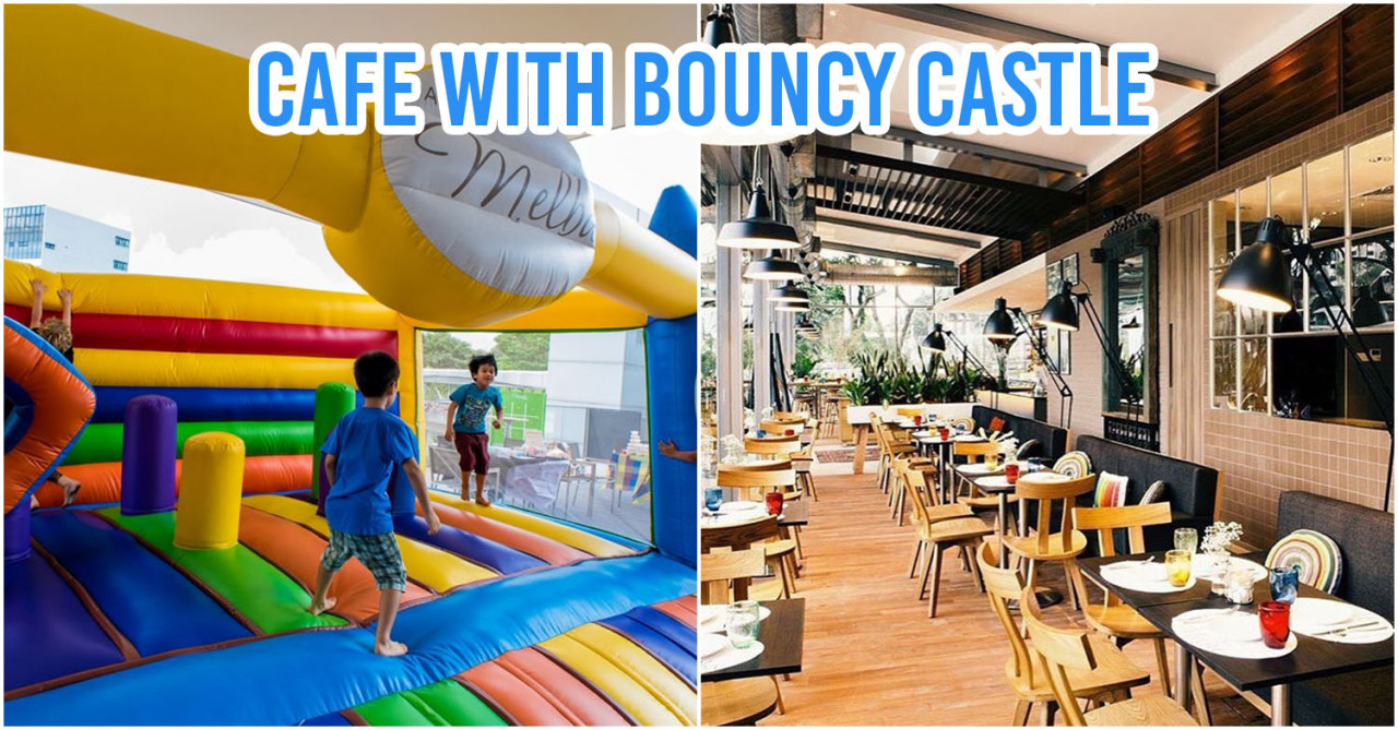11 Cafes & Restaurants In Singapore Where Kids Get To Eat For Free