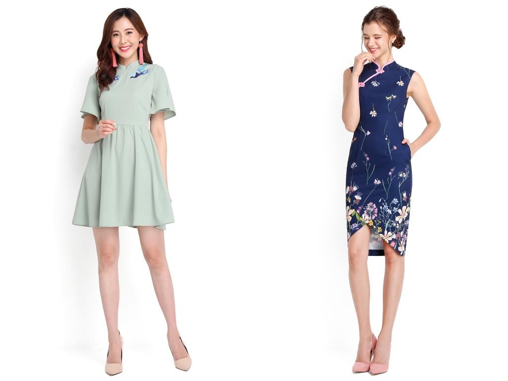 1ecc921d2 10 Affordable Modern Cheongsams From Singapore-Based Blogshops For ...
