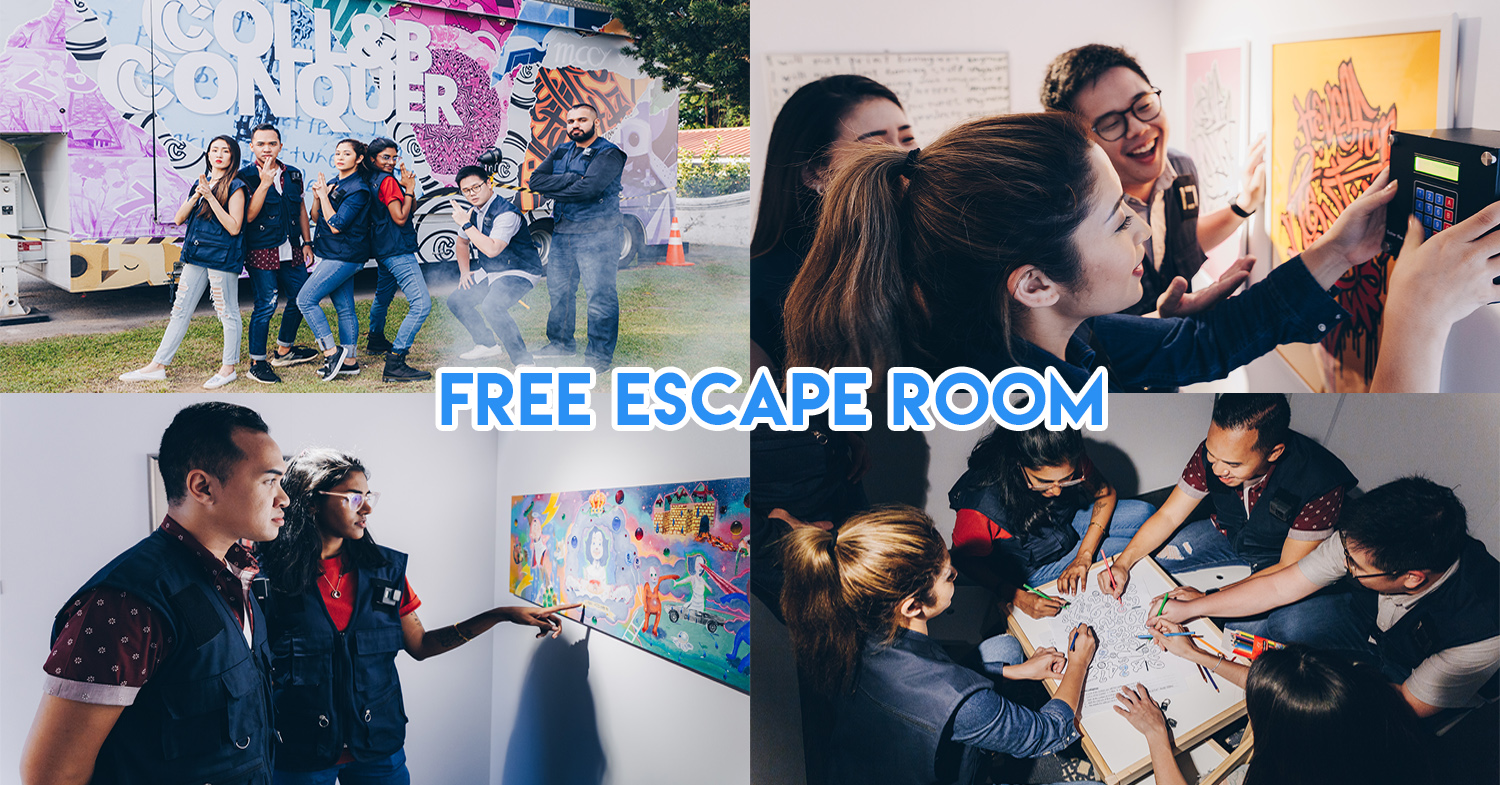 This Roving Escape Room Lets You Solve An Exciting