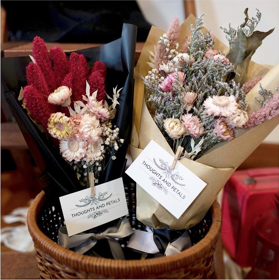 Valentine's Day bouquets under $50 - Preserved bouquets