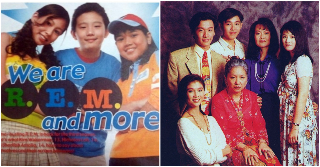 9 Singapore TV Show Squads 90s Kids Always Wanted To Be A Part Of