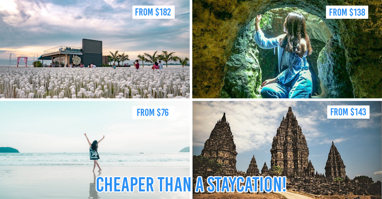 7 Romantic Trip Ideas For Singaporean Couples Under 3 Hours Away That'll Beat Expensive Staycations
