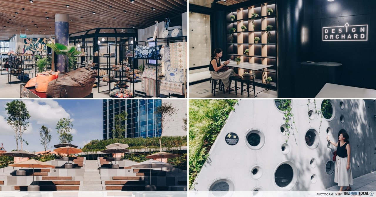 Design Orchard Has Over 60 Local Brands & A Rooftop Garden For You To Dodge The Crowds