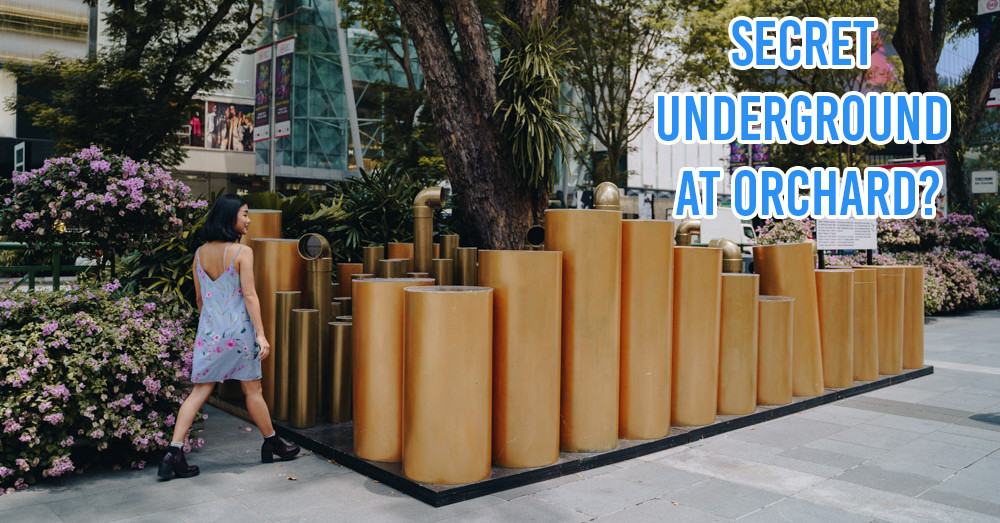 This New Arts Festival Uncovers Orchard Road's Secret Underground & TPJC's Last Days