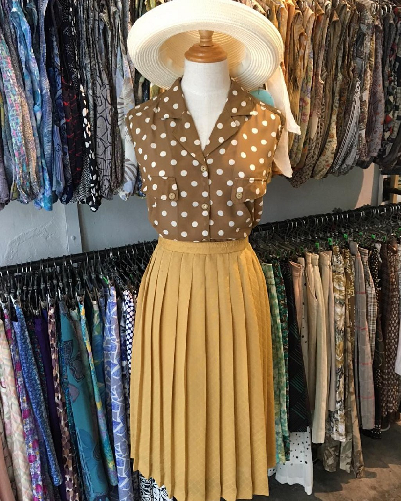 8 Vintage Clothing Stores In Singapore For Ladies' and Men ...