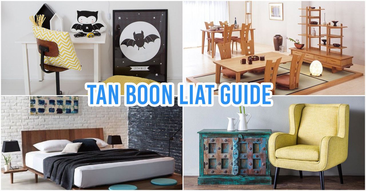 12 Tan Boon Liat Building Furniture Stores To Check Out For Your New BTO
