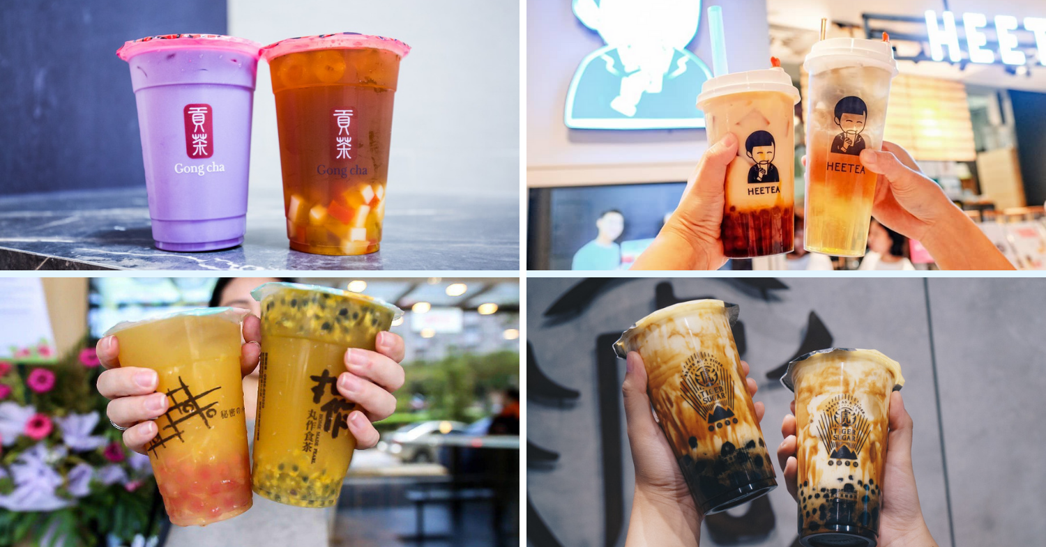 The Secret Reason Why Singaporeans Have An Undying Love For Bubble Tea