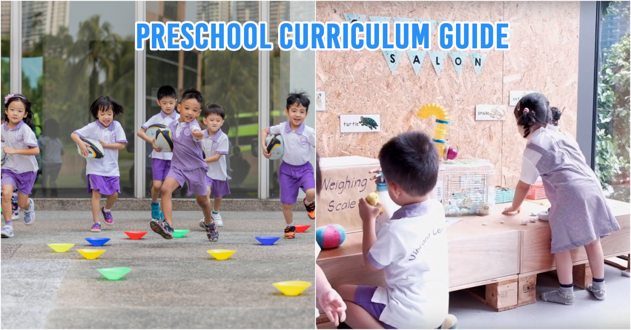 "5 Preschool Teaching Methods In Singapore To Consider When Doing Your ""Homework"""