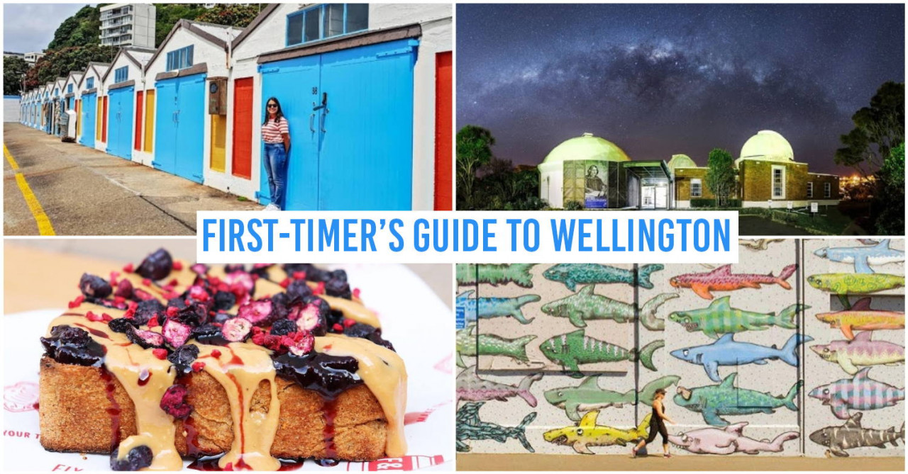 9 Things To Do In Wellington For Singaporeans Visiting NZ's Movie Capital For The First Time