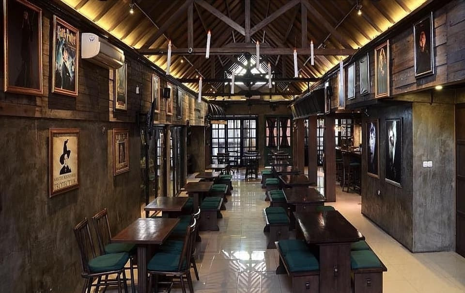 Harry Potter activities - Hogwartz The Pub in Bali