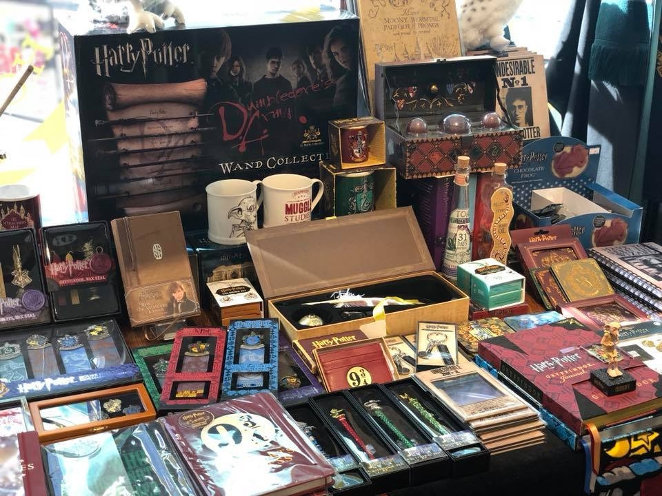 Harry Potter activities - Museum CONTEXT