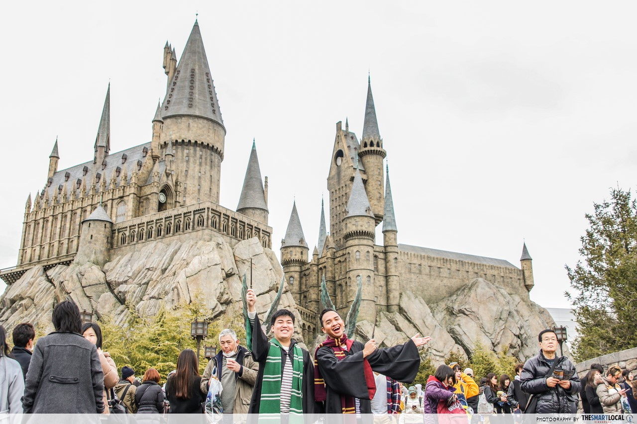 Harry Potter activities - Wizarding World of Harry Potter