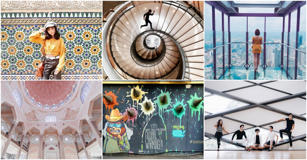 12 Instagrammable Spots In Kuala Lumpur That Aren't Cafes Or The Petronas Twin Towers