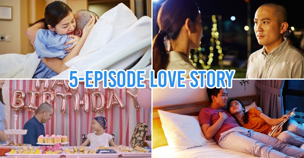 """I Do"" Is A Singaporean Series With A Romantic Twist And Interviews With Cancer Survivors"