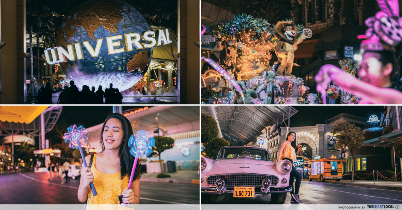 Universal Studios Singapore Is Now Open Till Late If You Can't Get Enough Of Fireworks & Night Parades