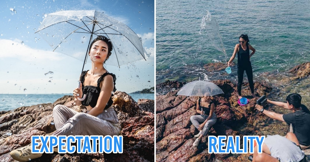 5 High-Level Expectations Vs. Reality Instagram Shots To Impress All Your Photographer Friends