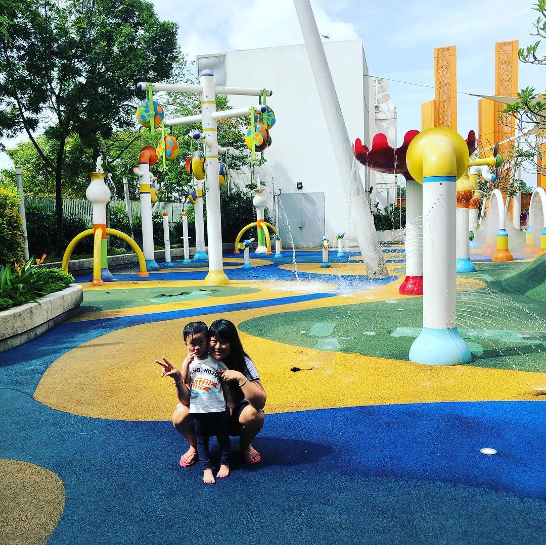 Splash Park - Sembawang Shopping Centre