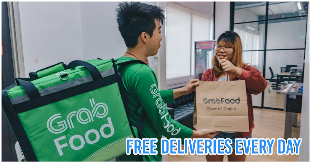 GrabFood's New Subscription Plan Gives 30 Free Deliveries A Month For Just $7.99