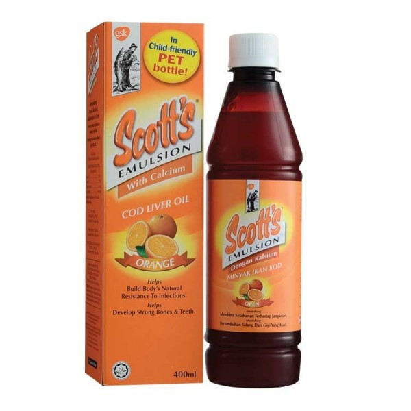 scotts emulsion orange flavour