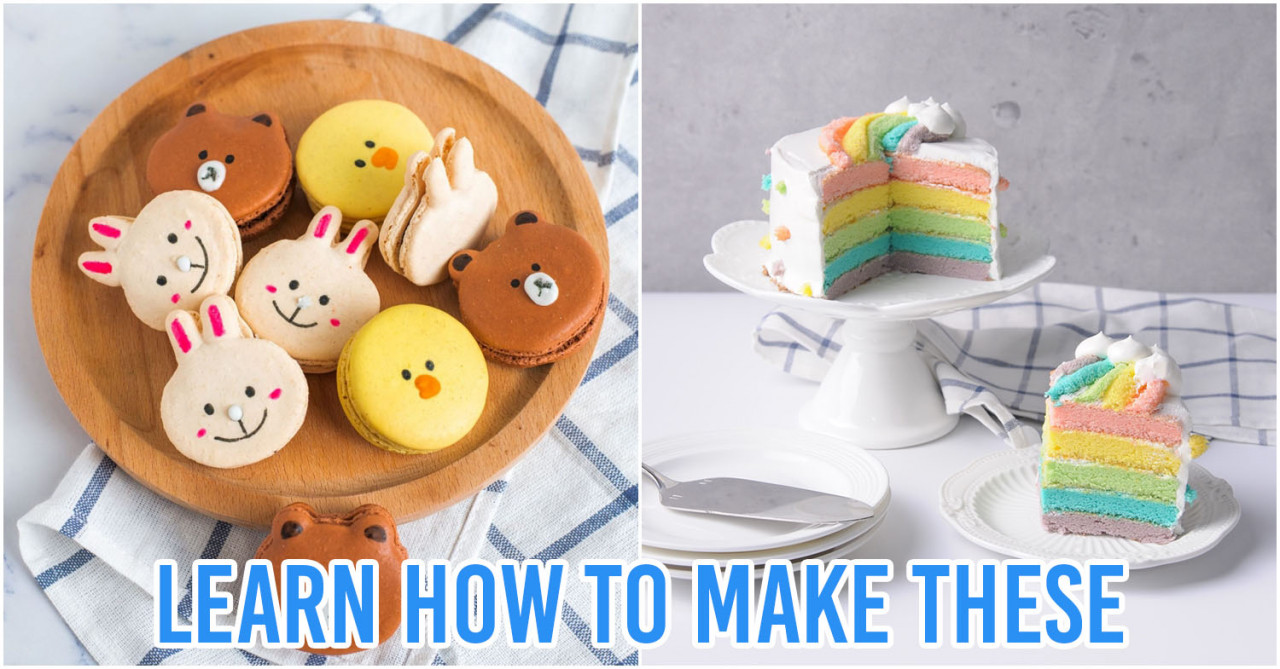 7 Cheap Baking & Cooking Classes In Singapore From $30 To Help You Rise To Domestic Champion Level