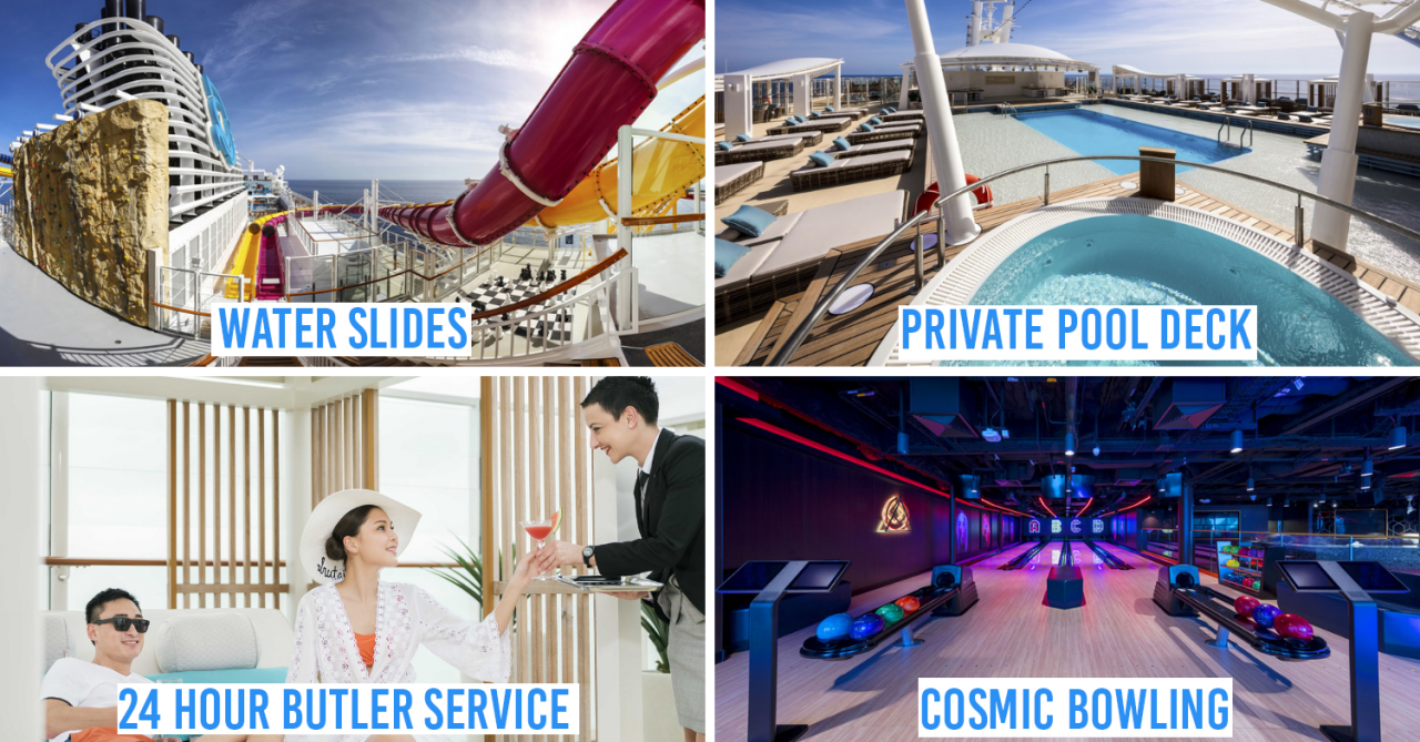 Dream Cruises' The Palace Is A New Luxury Experience With Unlimited Fine Dining, Drinks & Activities