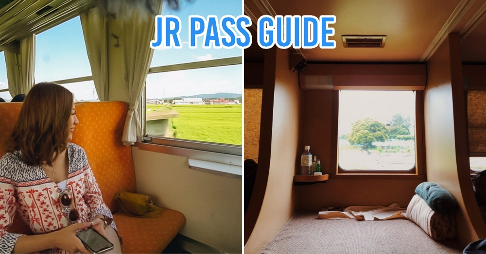 Japan Rail Guide - 8 Pro Tips For Singaporeans To Make The Most Of Your JR Pass