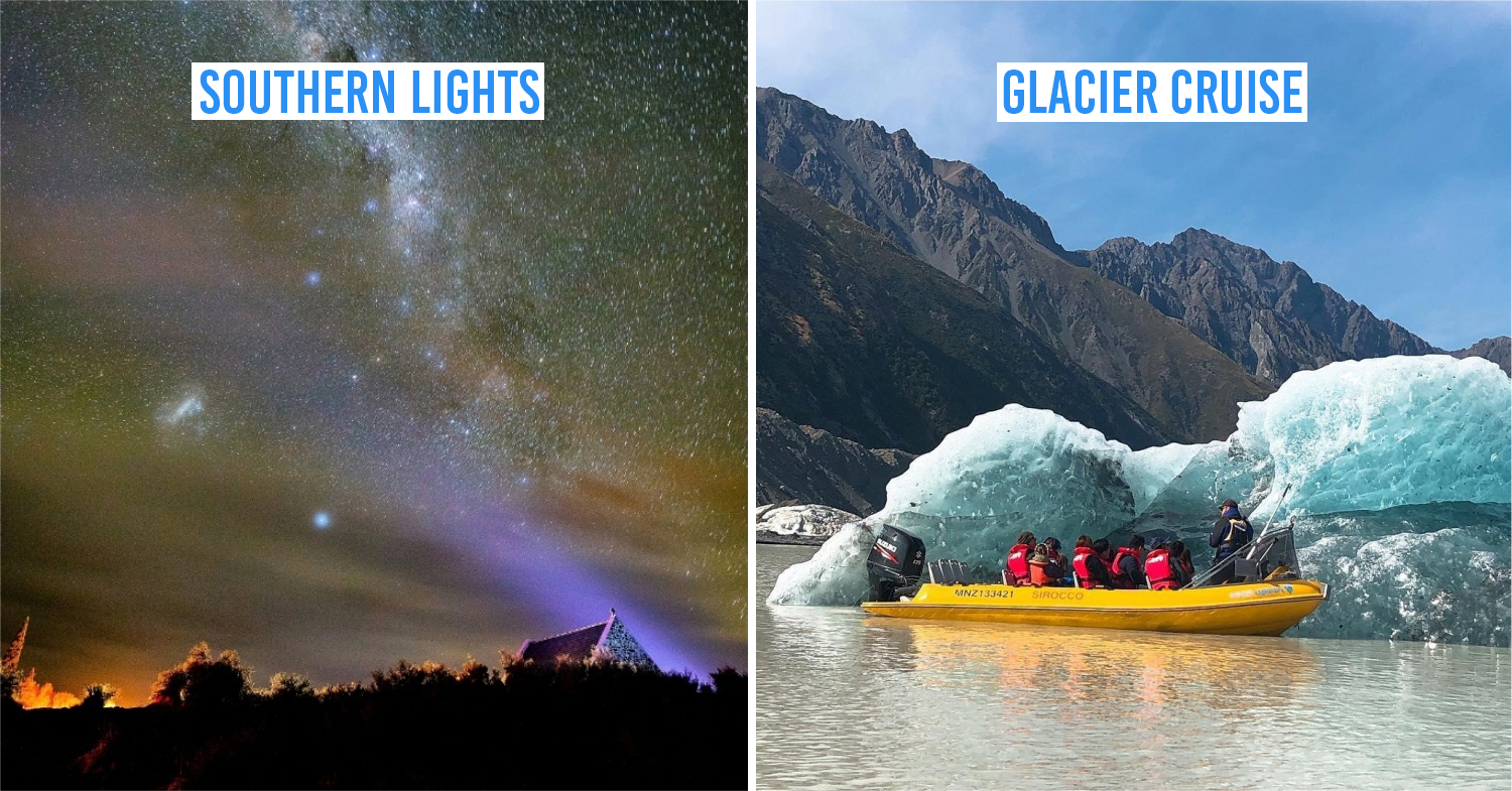 These 4 New Zealand Tours Will Take You To Glacier Hot Pools & Southern Lights With No Planning Needed