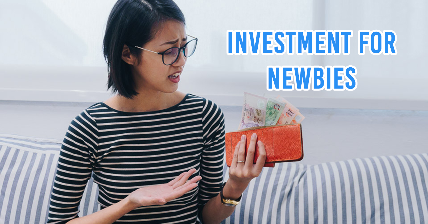 5 Non-Basic Investment Tips For Singaporeans Who Say They Have No Time Or Money