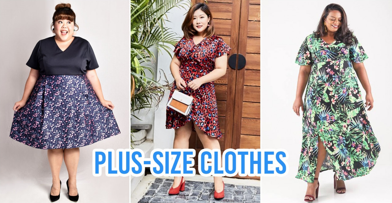 9 Plus-Size Clothing Stores In Singapore For Ladies To Get Fashionable Outfits From