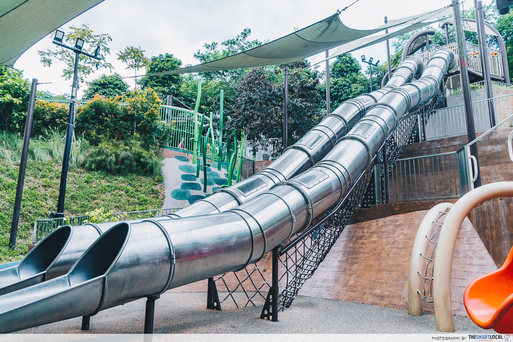 giant slides in singapore