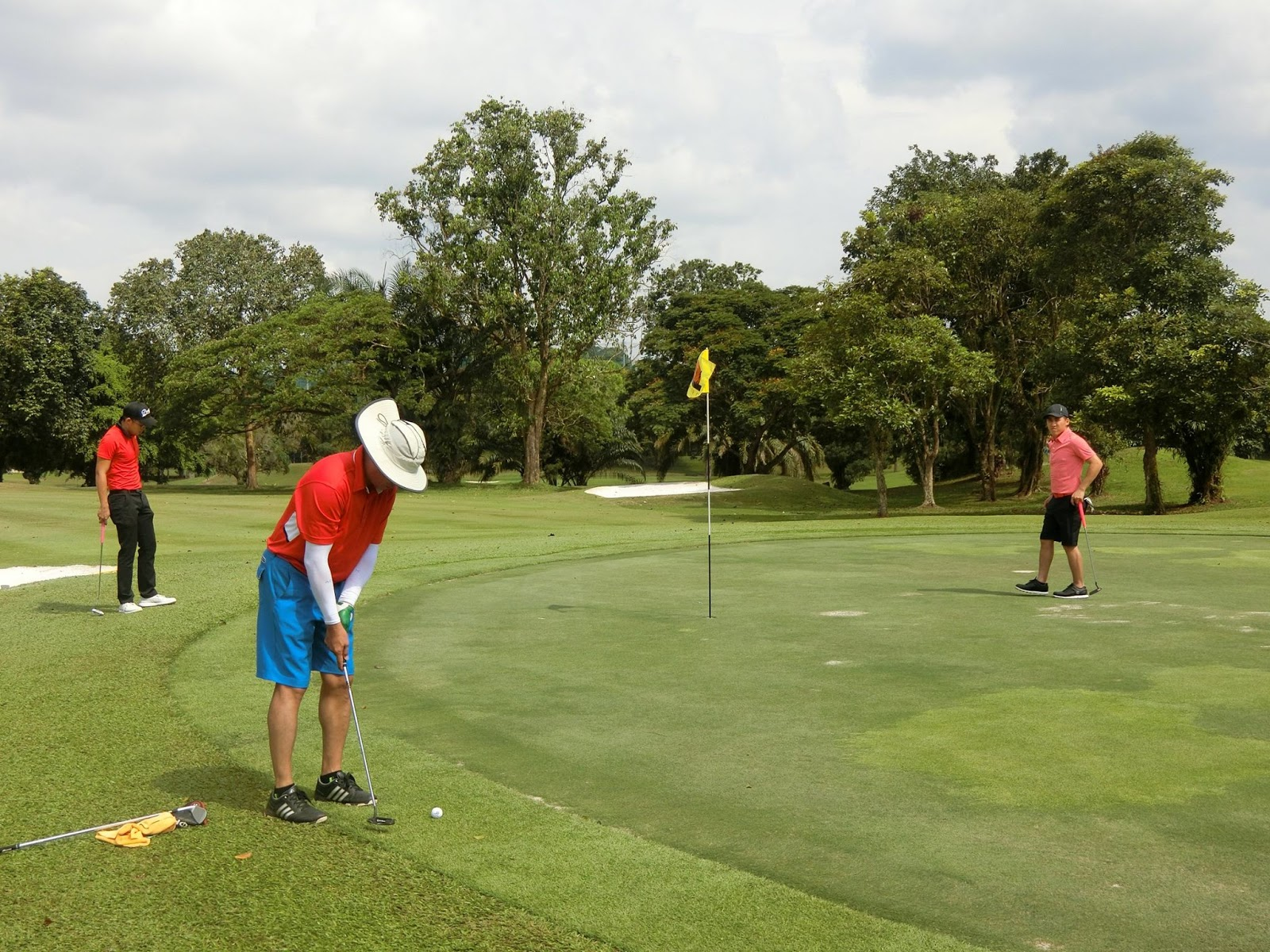 Mandai Executive Golf Course