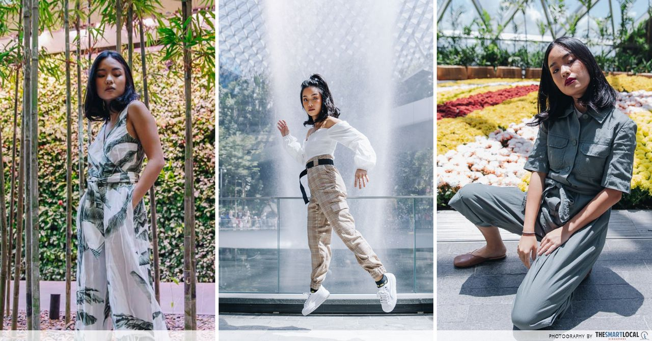 8 Stunning Photo Spots In Jewel Changi To Achieve A Runway-Worthy OOTD