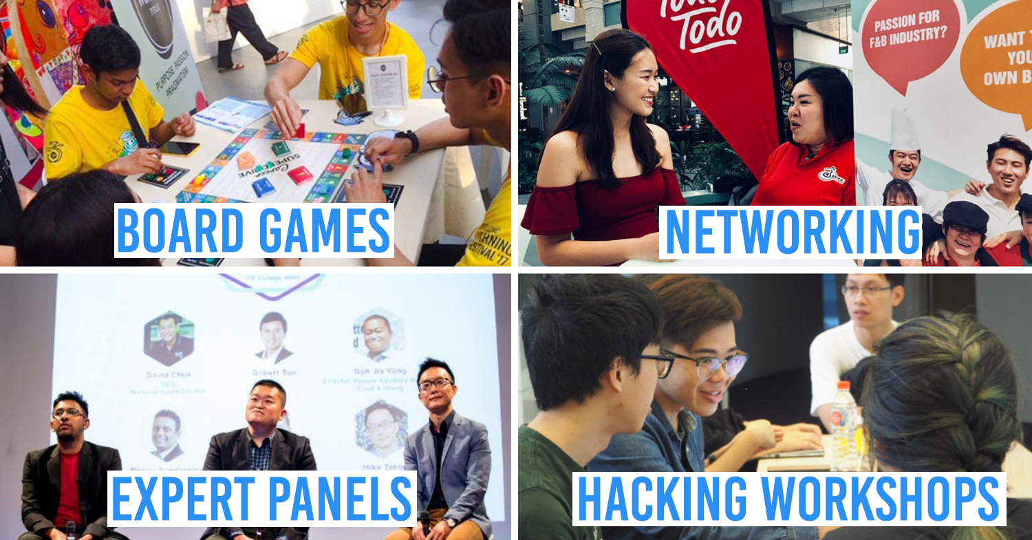 13 Talks & Workshops To Help Fresh Grads Navigate The Working World Like A Pro