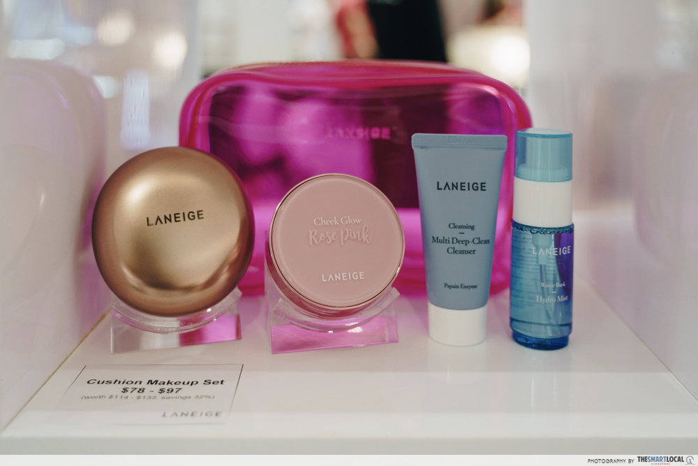 Laneige Makeup Set - Mugeek Vidalondon