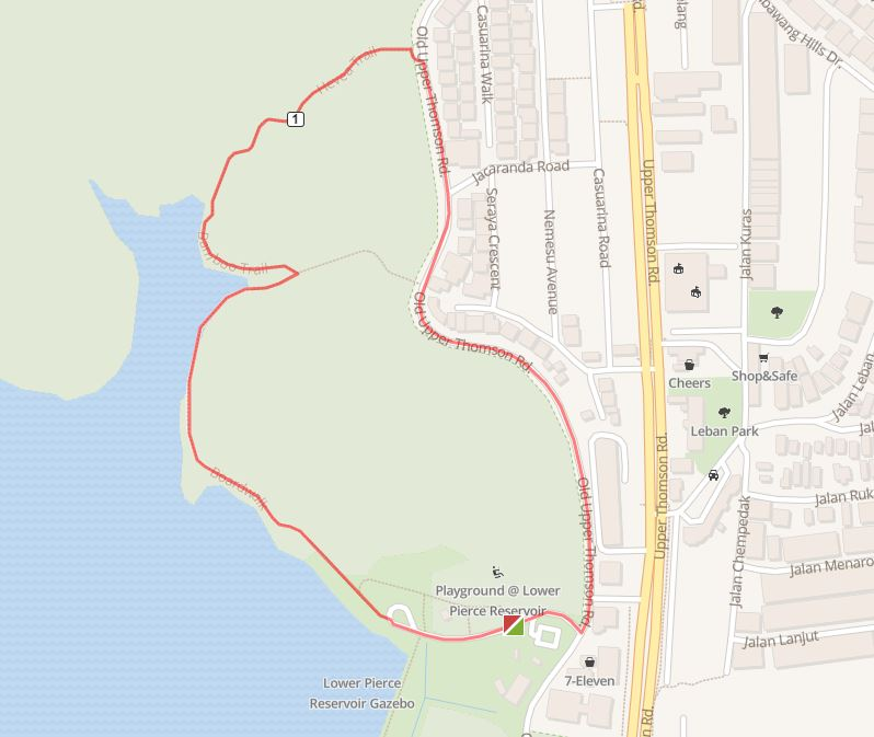 8 Nature Running Routes In Singapore\'s Heartlands Only People In The ...