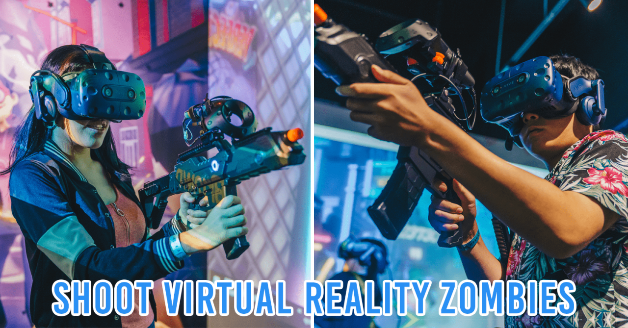 SG:Digital Wonderland Is A Free Carnival With AR Dodgeball, Drone Arcade Games & A CSI Experience