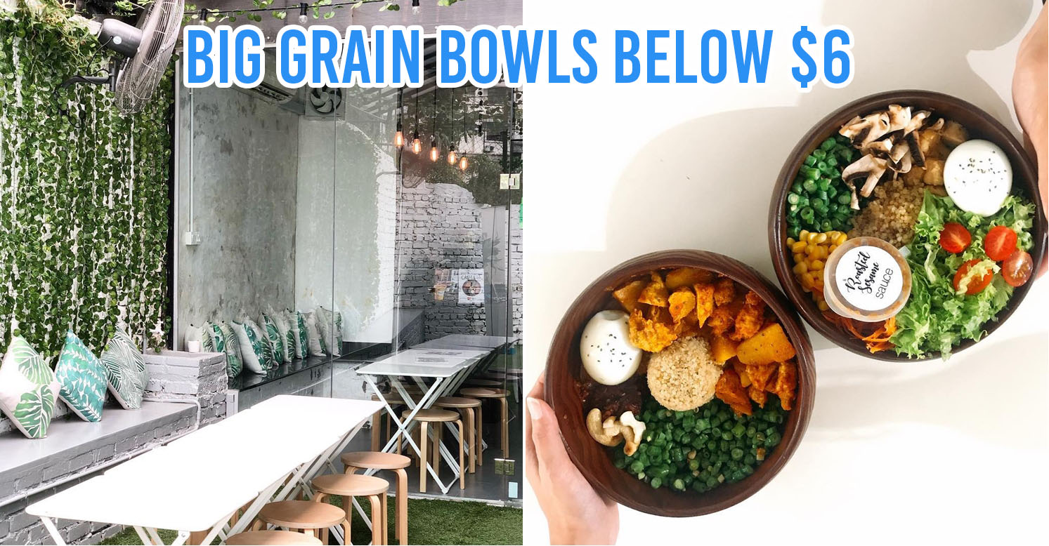 12 Vegetarian & Vegan-Friendly Cafes And Restaurants In KL For Cheap Guilt-Free Dishes Without Meat