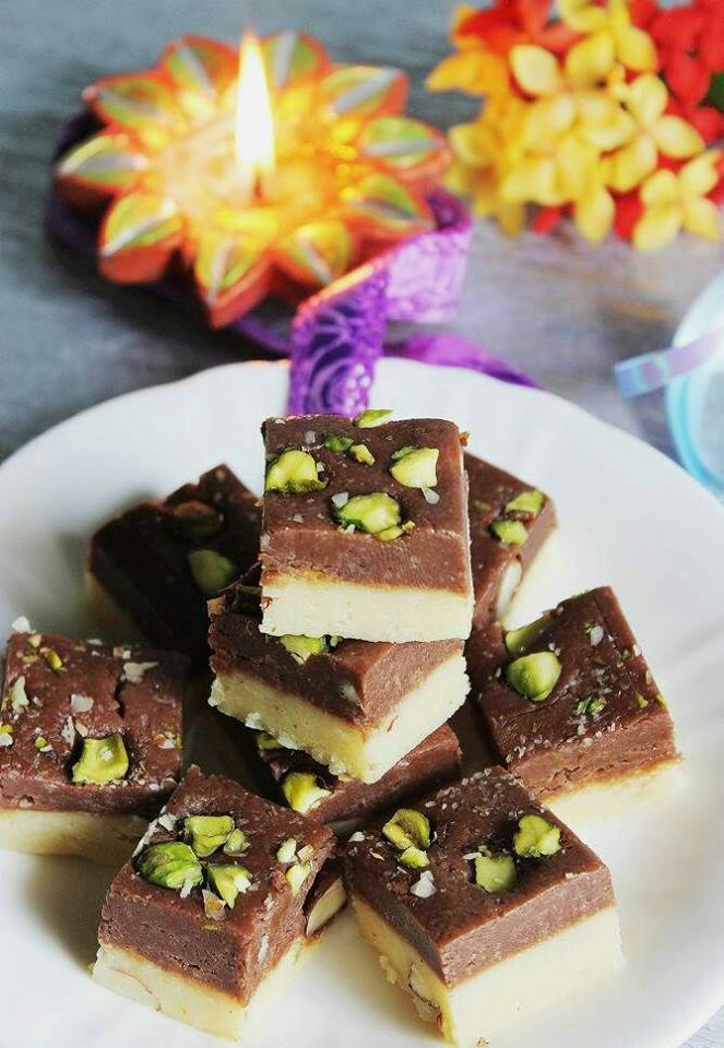 Chocolate Barfi at WTF - What Tasty Food