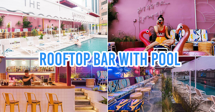 8 Rooftop Bars In KL For Cheap Drinks And Best City Views