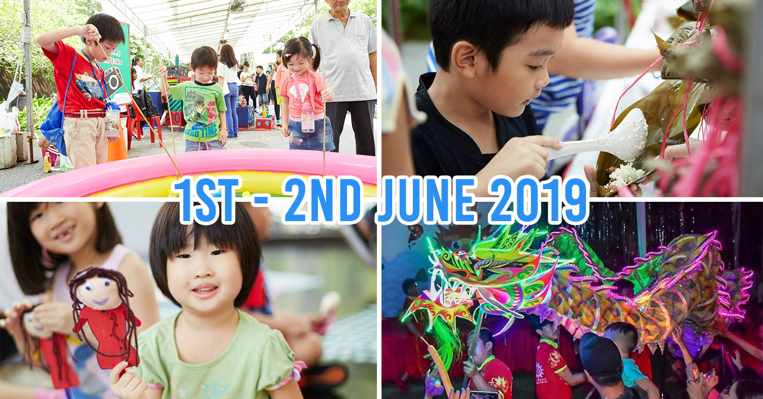 Wan Qing Dumpling Festival 2019 - Free Dumpling Making, Craft Classes & Performances For The June Holidays