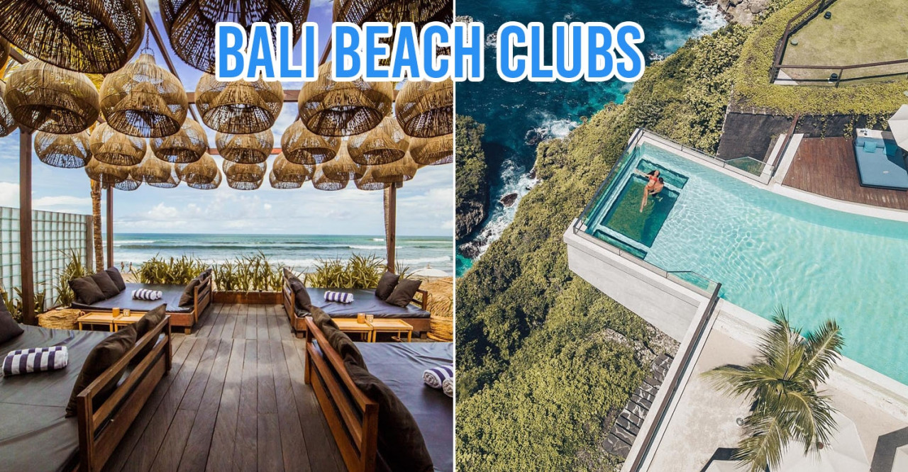 11 Lesser-Known Beach Clubs In Bali That Are Not Potato Head